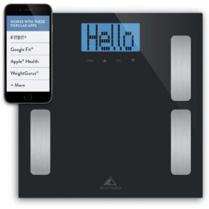 Weight Gurus Digital Body Fat Scale